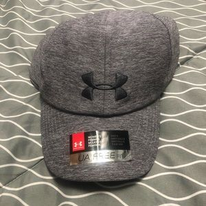 4/$20 Underarmour hat with adjustable strap